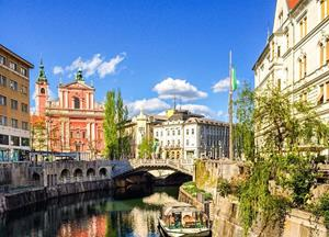 Dnevna ponudba v Ljubljani