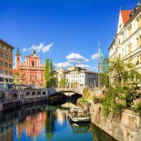 Sveža gostinska ponudba v Ljubljani